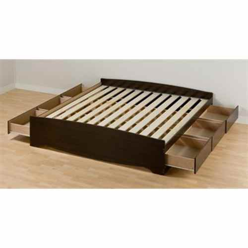 Medium Of King Platform Bed Frame