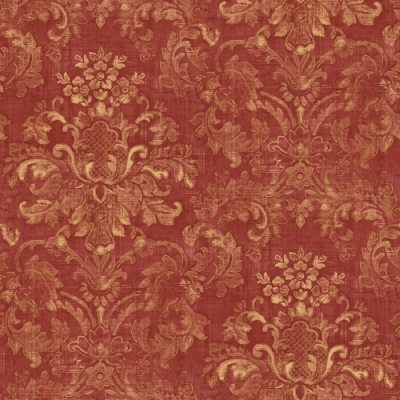 Shop Sunworthy Red Peelable Vinyl Prepasted Classic Wallpaper at Lowes.com