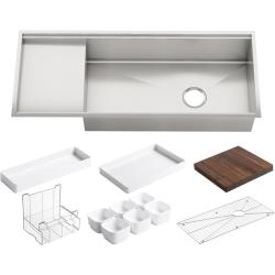 Small Of Sink With Drainboard