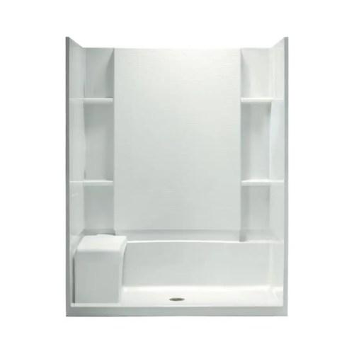 Medium Of Fiberglass Shower Stalls