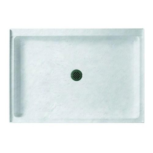 Medium Crop Of Solid Surface Shower