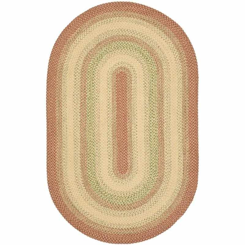 Large Of Oval Braided Rugs