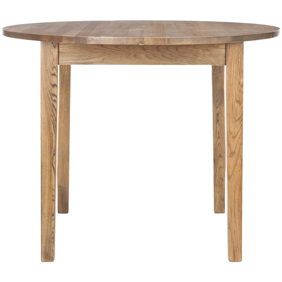 small round dining tables small round kitchen table LANCE 4 Seater White Round Dining Table