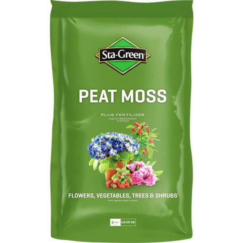 Medium Of Peat Moss Lowes