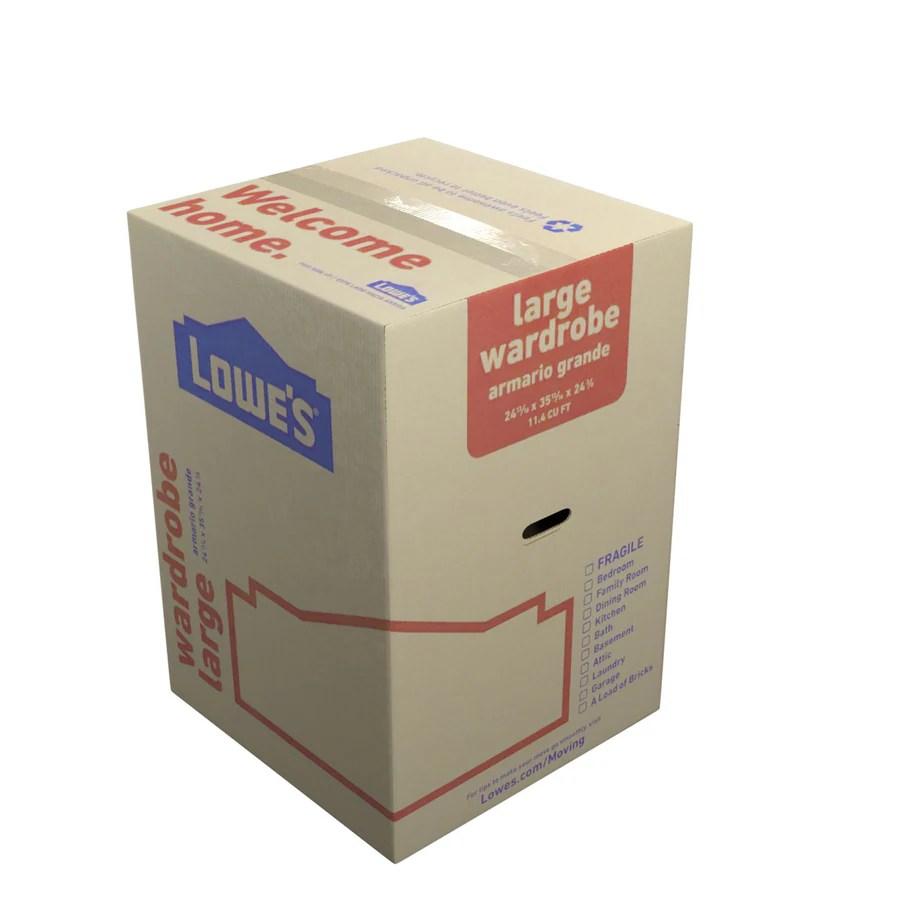 Splendiferous Classic Large Cardboard Wardrobe Moving Box X Shop Classic Large Cardboard Wardrobe Moving Box Lowes Winchester Pleasant Valley Lowe S Home Improvement Winchester Va houzz-03 Lowes Winchester Va