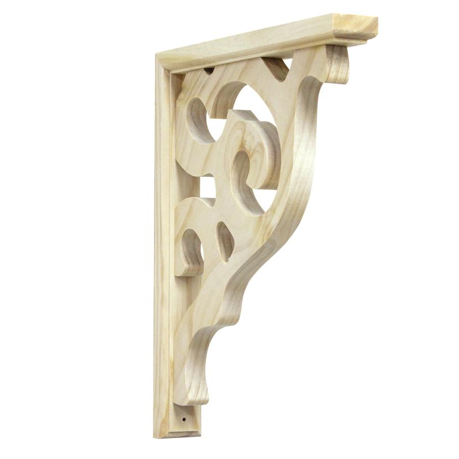 Fullsize Of Wooden Shelf Brackets