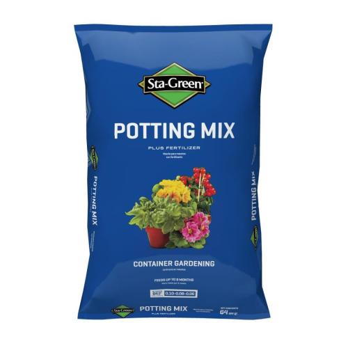 Medium Of Potting Soil Lowes