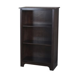 Stylized Java Bookcase Shop Bookcases At Book Cabinets Display Product Reviews furniture Corner Book Cabinets