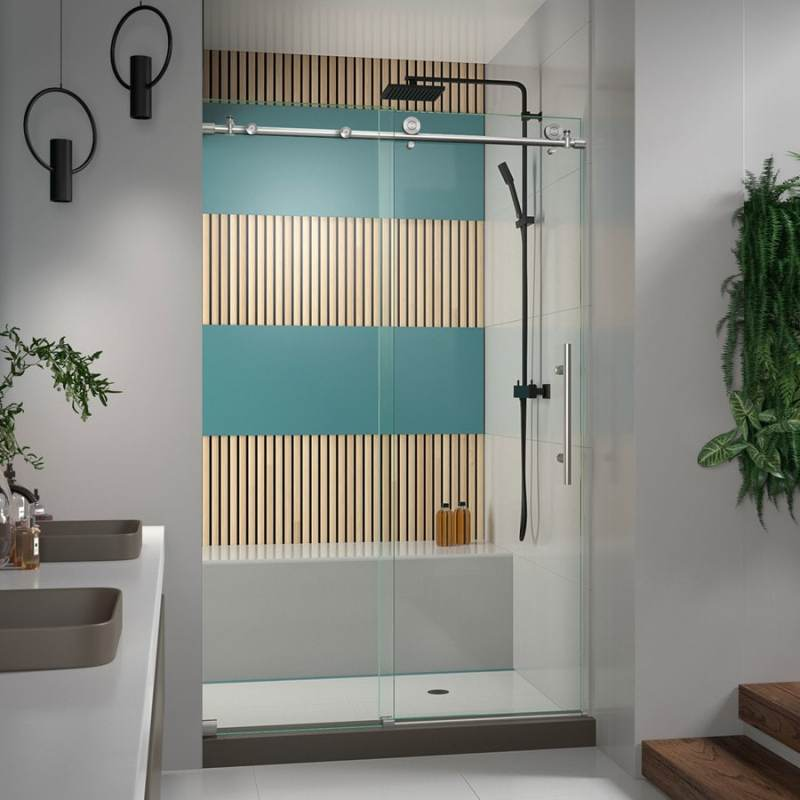 Large Of Frameless Pivot Shower Door
