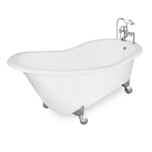 Medium Of Cast Iron Bathtub