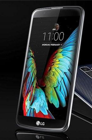 LG K10 Cep Telefonu