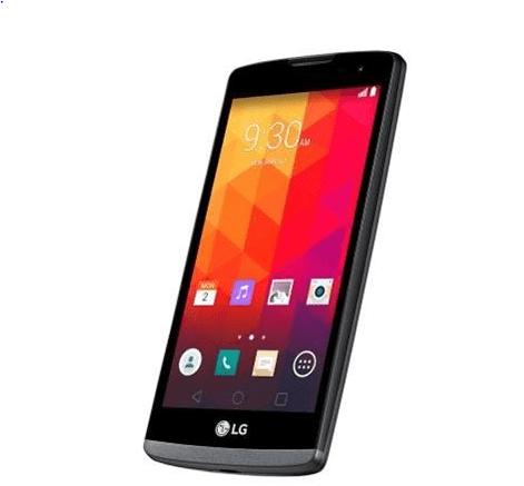 LG Y50 Dual Sim Black Akıllı Telefon