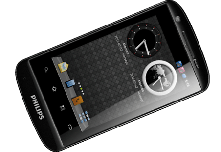 Philips Xenium W626 Akıllı Telefon