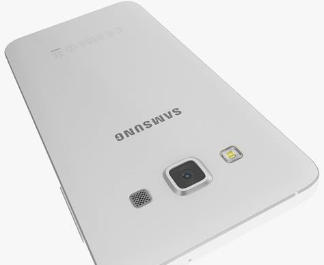 Samsung Galaxy A3 A300HQ White Akıllı Telefon
