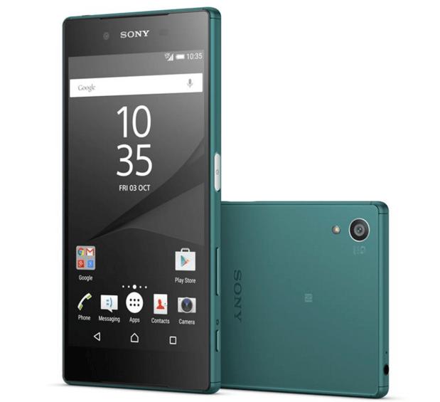 Sony Xperia Z5 Green Akıllı Telefon