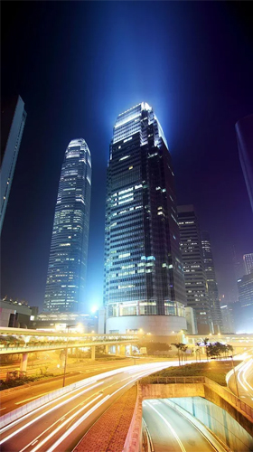 Descargar City at night by Live Wallpaper HQ para Android ...