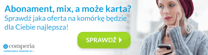 Porównywarka ofert internetu mobilnegoi