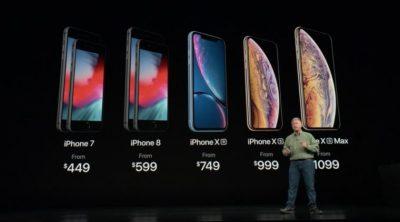 iPhone XR, XS e XS Max: lançamento, novidades e preços - Mobizoo