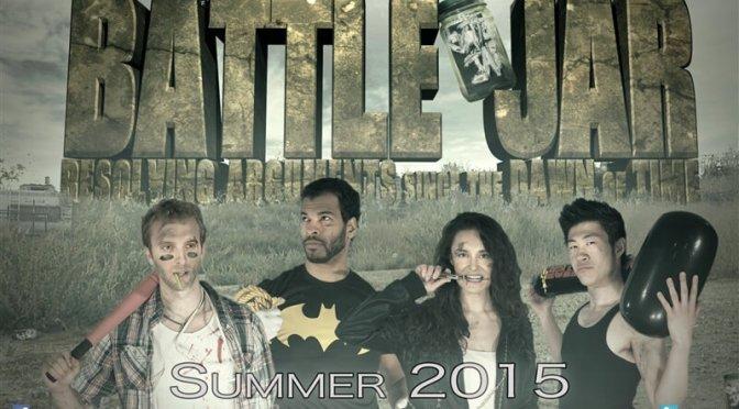 Battle Jar Poster