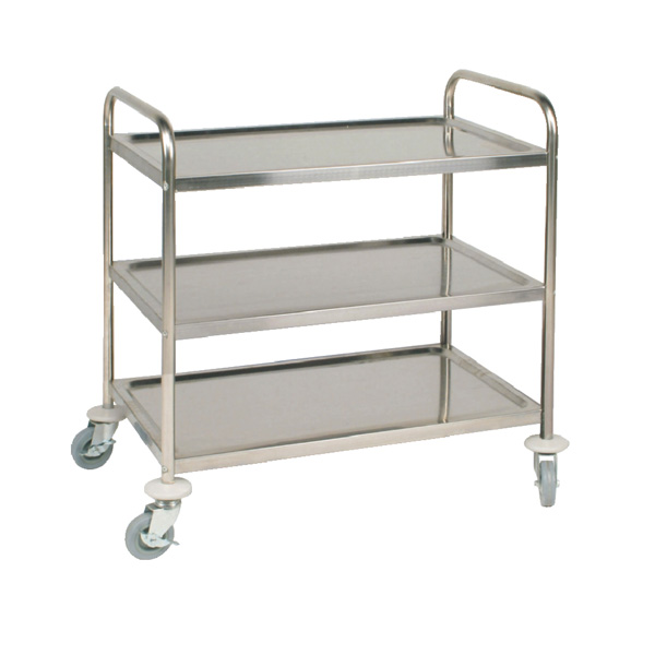 clearing-trolley