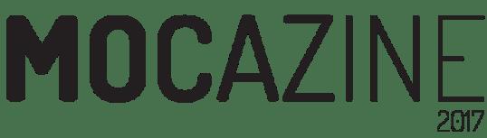 mocazine 2017 logo