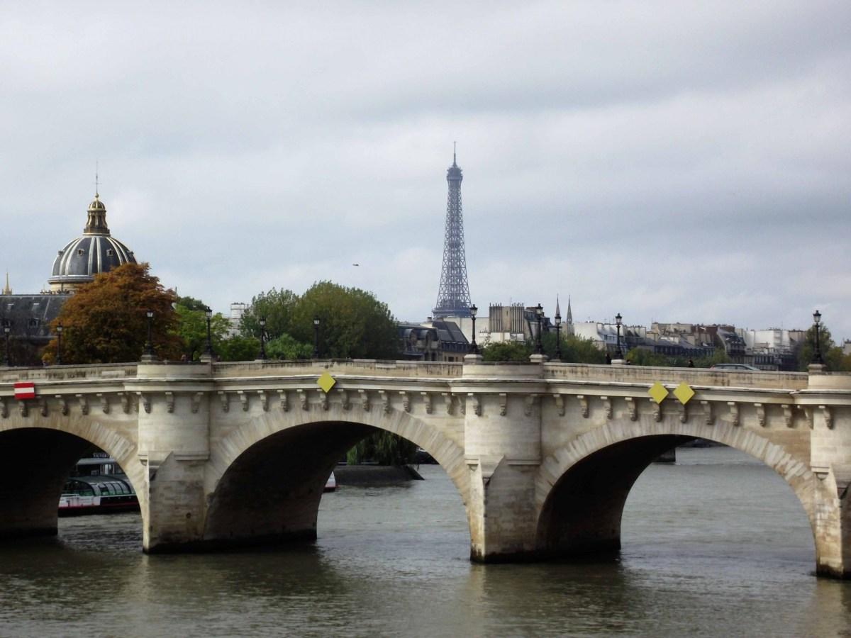 Roteiro para 4 dias em Paris