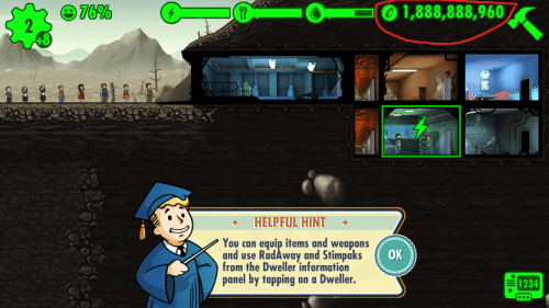 Fallout Shelter Hack Proof