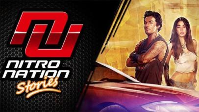 Nitro Nation Stories mod apk