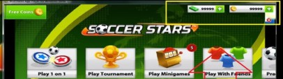 soccer stars hack proof