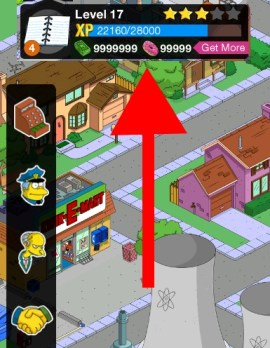 the simpsons tapped out hack proof