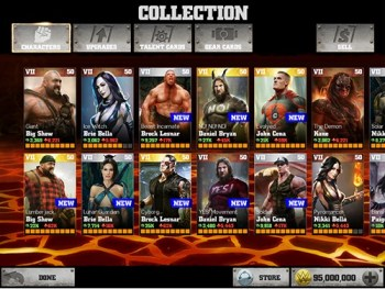 wwe immortals hack proof
