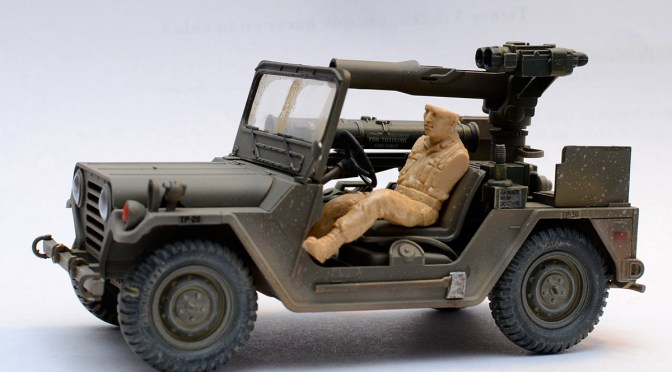 Picture of Tamiya 1:35 M1515A2 (Kit # 35125-1200)