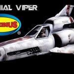 Moebius Colonial Viper MK-II