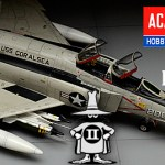Academy F-B Phantom II