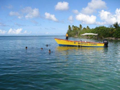 trinidad, travel, model on a mission
