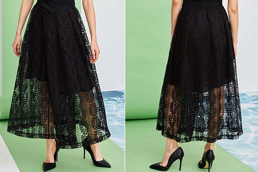 The Different Ways To Wear Your Long Maxi Skirts