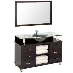 Small Of 48 Inch Bathroom Vanity