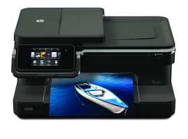 HP Photosmart 7510 Front Facing