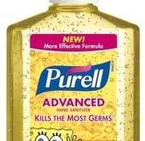 Purell Advanced Spongebob Splash