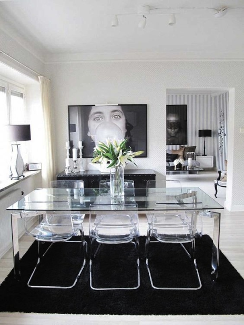 amazing modern glass dining tables modern kitchen table Glass Dining Tables glass dining tables Amazing Modern Glass Dining Tables top 10 modern glass dining