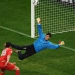 korea goal keeper