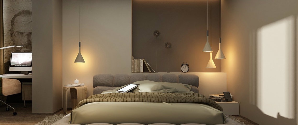 Contemporary Lighting Ideas For A Modern Bedroom Design
