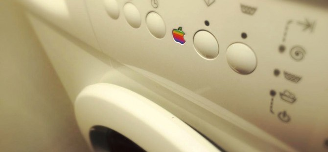 Apple washing machine Modernissimo blog