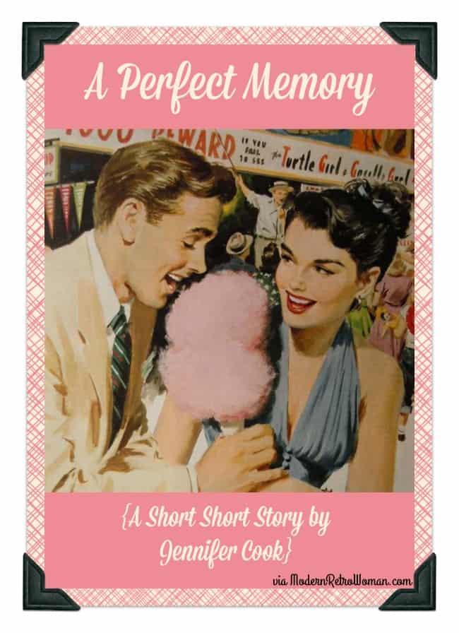 A Perfect Memory {Short Short Story}