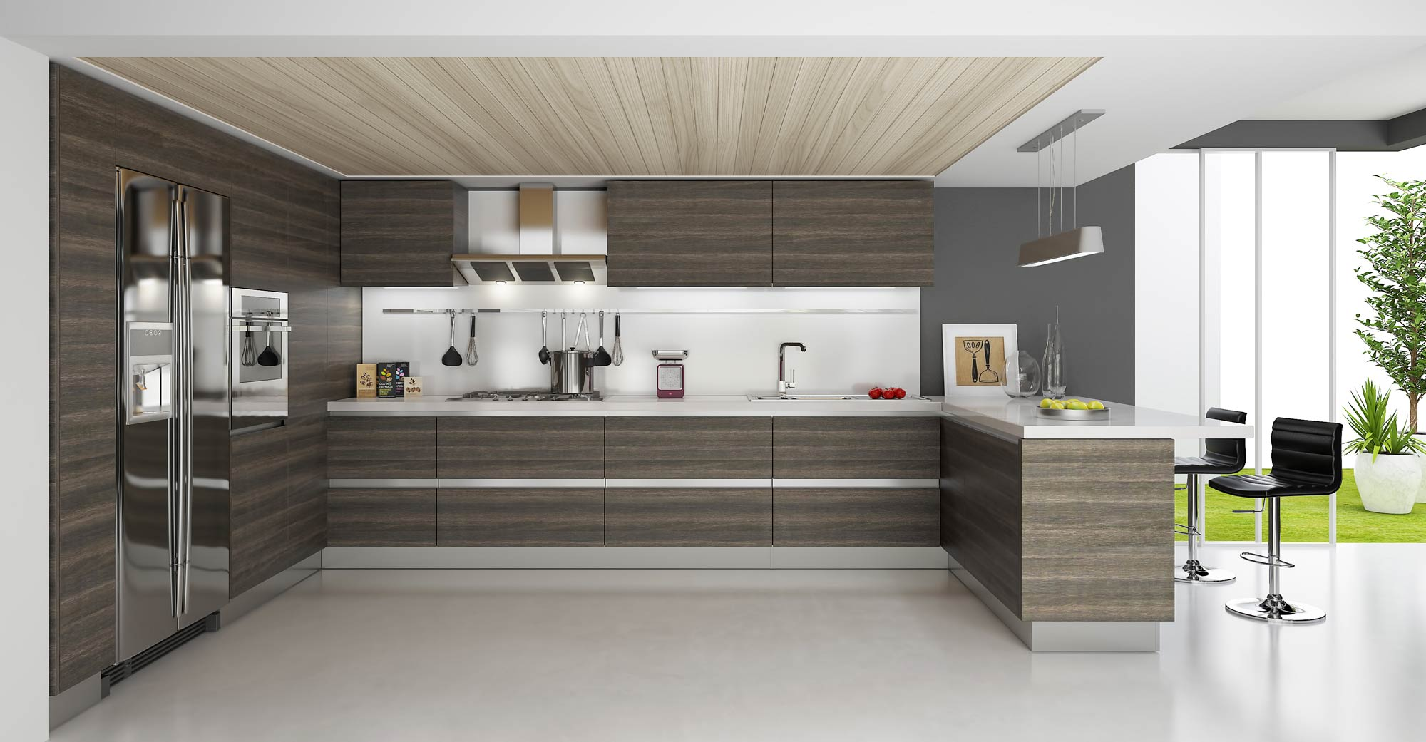 contemporary and modern kitchens what is the difference contemporary kitchen cabinets Contemporary and modern kitchens what is the difference