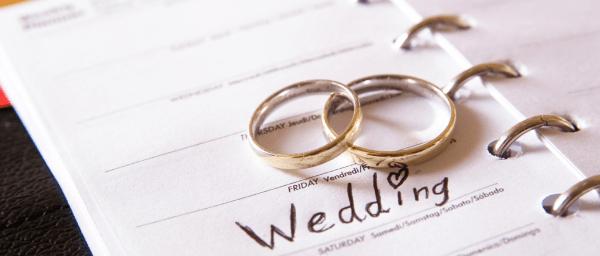 Common wedding stresses
