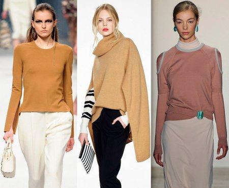 Модные женские свитера – 2016/2017