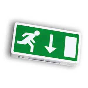 LED-Slim-Maintained-Exit-Sign