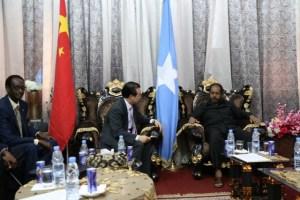الصومال والصين