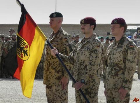 جيش المانيا
